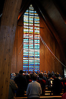 Louisville Presbyterian Theological Seminary's annual Lessons and Carols service