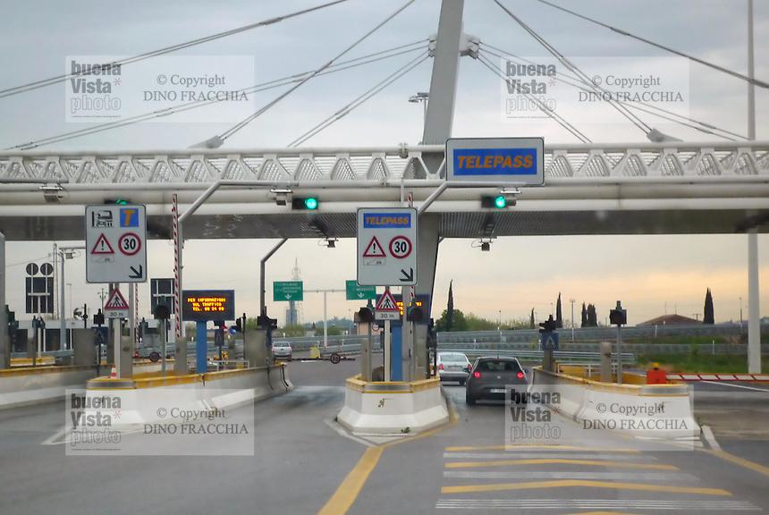 - A 4 highway Milan - Venice....- autostrada A 4 Milano - Venezia