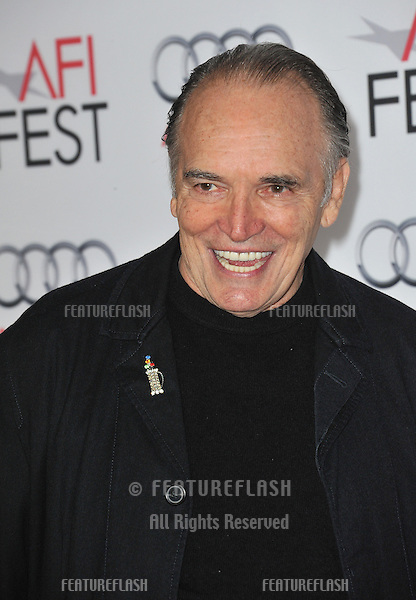 Tom Bower at the Los Angeles premiere of his movie &quot;Out of the Furnace&quot;, part of the AFI Fest 2013, at the TCL Chinese Theatre, Hollywood.<br /> November 9, 2013  Los Angeles, CA<br /> Picture: Paul Smith / Featureflash