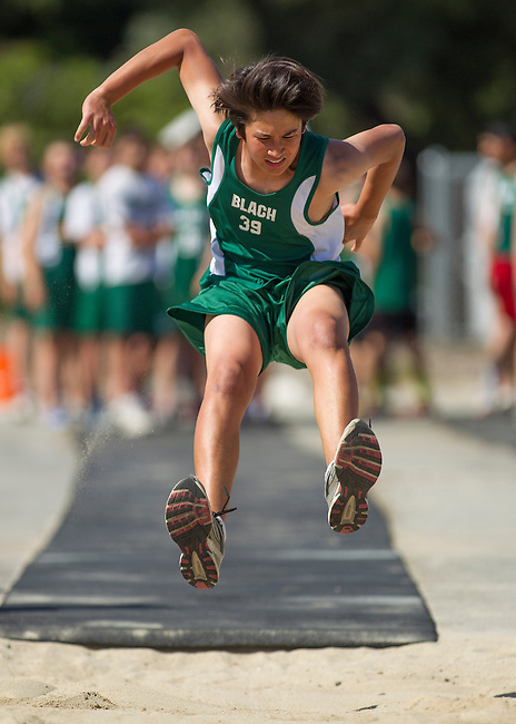 Blach Track Meet, April 29, 2014