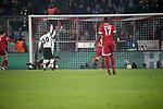 20.02.2018, Allianz Arena, München, GER, UEFA CL, FC Bayern München (GER) vs Besiktas Istanbul (TR) , im Bild<br />Thomas Müller (München) erzielt das Tor zum 1:0<br /><br /><br /> Foto © nordphoto / Bratic