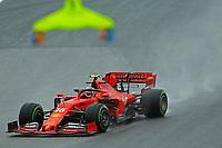 15th November 2019; Autodromo Jose Carlos Pace, Sao Paulo, Brazil; Formula One Brazil Grand Prix, Practice Day; Charles Leclerc (MON) Scuderia Ferrari SF90 - Editorial Use