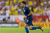 Tampa, FL - Thursday, October 11, 2018: Marco Delgado during a USMNT match against Colombia.  Colombia defeated the USMNT 4-2.
