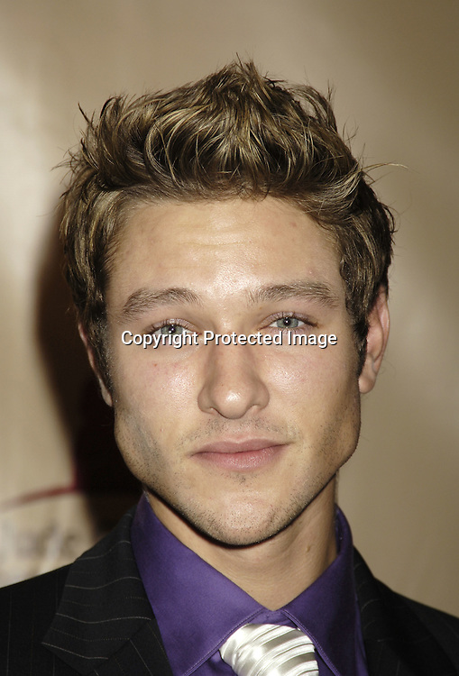 Michael Graziadei ..at the 11th Annual Daytime Television Salutes St. Jude Children's Research Hospital benefit hosted by Martha Byrne on October 14, 2005 at The New York Marriott Marquis Hotel. ..Photo by Robin Platzer, Twin Images