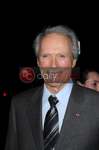 """Clint Eastwood<br /> at the """"Invictus"""" Los Angeles Premiere, Academy of Motion Picture Arts and Sciences, Beverly Hills, CA.  12-03-09<br /> David Edwards/Dailyceleb.com 818-249-4998"""