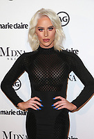 WEST HOLLYWOOD, CA - JANUARY 11: Gigi Gorgeous at Marie Claire's Third Annual Image Makers Awards at Delilah LA in West Hollywood, California on January 11, 2018. <br /> CAP/MPI/FS<br /> &copy;FS/MPI/Capital Pictures
