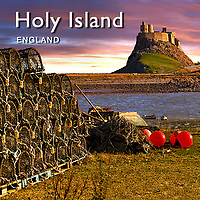 Photos of  Holy Island, Lindisfarne Pictures, England