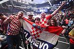 18.01.2020., Austria, Vienna, Wiener Stadthalle - European Handball Championship, Group I, Round 2, Croatia - Germany. Fans<br /> <br /> Foto © nordphoto / Luka Stanzl/PIXSELL
