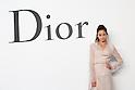 Mayuko Kawakita, December 11, 2014 : Dior 2015 'Esprit Dior TOKYO 2015 ' at Ryogoku Kokugikan, on  December 11, 2014 in Tokyo, Japan.