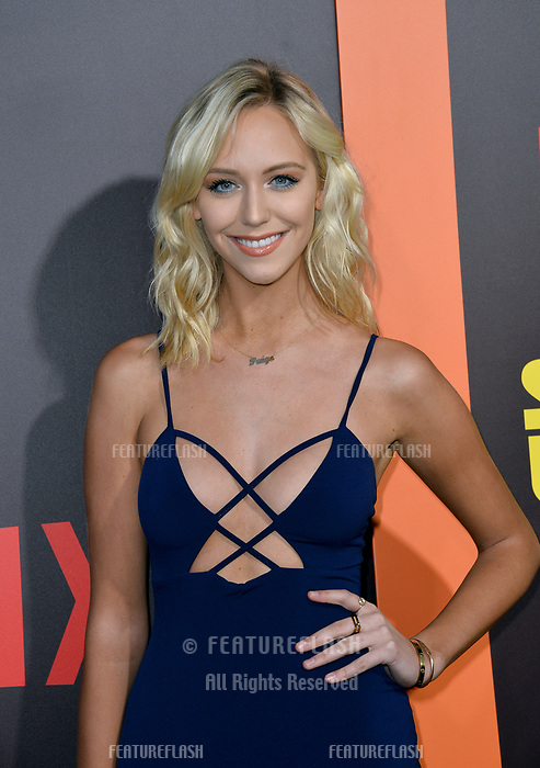 Paige Mobley at the premiere for &quot;Sandy Wexler&quot; at The Cinerama Dome. Los Angeles, USA 06 April  2017<br /> Picture: Paul Smith/Featureflash/SilverHub 0208 004 5359 sales@silverhubmedia.com
