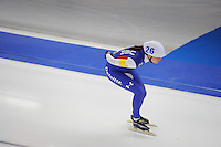 SCHAATSEN: BERLIJN: Sportforum Berlin, 07-12-2014, ISU World Cup, Heather Richardson (#26), ©foto Martin de Jong