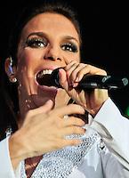 LISBOA, PORTUGAL, 01 DE JUNHO 2012 - ROCK IN RIO LISBOA - Cantora Ivete Sangalo durante Rock In Rio Lisboa no palco Mundo na cidade do Rock em Lisboa capital de Portugal nessa sexta-feira. FOTO: VANESSA CARVALHO - BRAZ PHOTO PRESS.