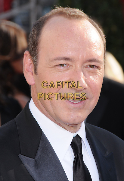 KEVIN SPACEY .60th Annual Primetime Emmy Awards held at the Nokia Theatre, Los Angeles, California, USA,  21 September 2008..emmys red carpet arrivals portrait headshot black tie .CAP/ADM/BP.©Byron Purvis/Admedia/Capital PIctures