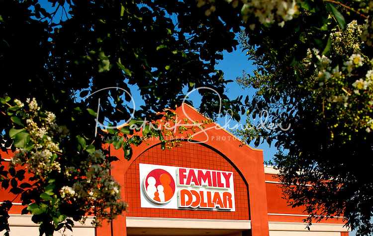 .Family Dollar Store - 5300 South Boulevard, Charlotte, NC.