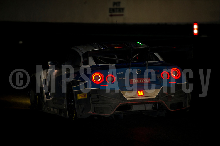 #18 KCMG (HKG) NISSAN GT R NISMO GT3 EDOARDO LIBERATI (ITA) ALEXANDRE IMPERATORI (CHE) OLIVER JARVIS (GBR)