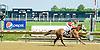 Sand Blastt winning at Delaware Park on 6/7/12