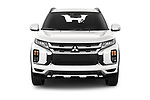 Car photography straight front view of a 2020 Mitsubishi Mitsubishi ASX ASX Diamond Edition 5 Door SUV
