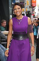 July 26, 2012 Robin Roberts host of  Good Morning America in New York City.Credit:© RW/MediaPunch Inc. /NortePhoto.com<br /> <br /> **SOLO*VENTA*EN*MEXICO**<br /> <br />  **CREDITO*OBLIGATORIO** *No*Venta*A*Terceros*<br /> *No*Sale*So*third* ***No*Se*Permite*Hacer Archivo***No*Sale*So*third*©Imagenes*con derechos*de*autor©todos*reservados*.