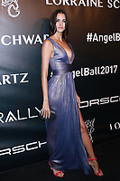 NEW YORK, NY - OCTOBER 23: Sofia Resing at Gabrielle's Angel Foundation for Cancer Research  Angel Ball 2017 on October 23, 2017 in New York City. Credit: Diego Corredor/MediaPunch /NortePhoto.com