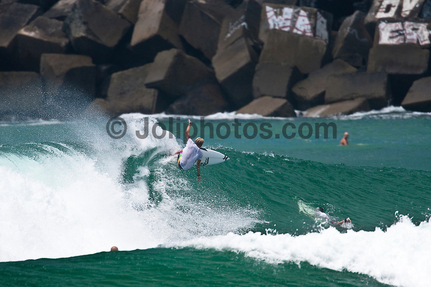 ADRIAN ACE BUCHAN (AUS)  at D-Bah, Coolangatta , Queensland, Australia.  Photo: joliphotos.com