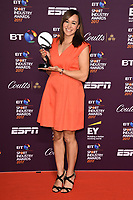 Jessica Ennis-Hill at the BT Sport Industry Awards 2017 at Battersea Evolution, London, UK. <br /> 27 April  2017<br /> Picture: Steve Vas/Featureflash/SilverHub 0208 004 5359 sales@silverhubmedia.com