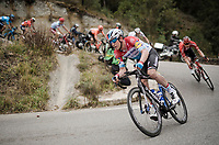 Bob JUNGELS (LUX/Deceuninck-Quick Step) <br /> <br /> Stage 8: Nice to Nice (110km)<br /> 77th Paris - Nice 2019 (2.UWT)<br /> <br /> ©kramon