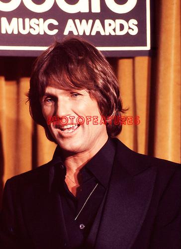 Kris Kristofferson 1977 Billboard Awards.© Chris Walter.