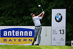 Peter Lawrie (IRL) tees off on the 13th tee during Day 2 of the BMW International Open at Golf Club Munchen Eichenried, Germany, 24th June 2011 (Photo Eoin Clarke/www.golffile.ie)