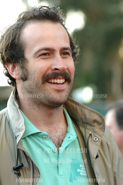 "Actor JASON LEE, star of TV series ""My Name Is Earl"" at party in Los Angeles to launch the new season on NBC TV..July 25, 2005 Los Angeles, CA.© 2005 Paul Smith / Featureflash"