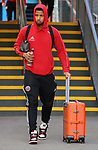 Sheffield United's Lys Mousset arrives ahead of the Premier League match at Selhurst Park, London. Picture date: 1st February 2020. Picture credit should read: Paul Terry/Sportimage