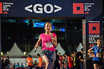 Action - Bloomberg Square Mile Relay Shanghai 2016