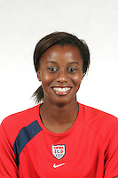 Meagan Holmes, U.S. Under 20 Women's National Team Training Camp, Home Depot Center, Carson, CA. May 24, 2005