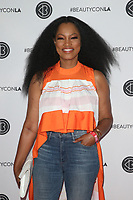 11 August 2019 - Los Angeles, California - Garcelle Beauvais. Beautycon Festival Los Angeles 2019 - Day 2 held at Los Angeles Convention Center. <br /> CAP/MPIFS<br /> ©MPIFS/Capital Pictures