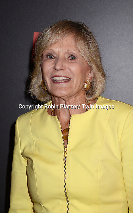 Kay Koplovitz attends The Paley Center for Media's Annual Benefit Dinner honoring ESPN' s 35th Anniversary on May 28, 2014 at 583 Park Avenue in New York City, NY, USA.