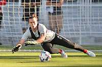 San Jose, CA - Monday July 10, 2017: Matt Bersano prior to a U.S. Open Cup quarterfinal match between the San Jose Earthquakes and the Los Angeles Galaxy at Avaya Stadium.