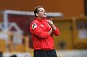 Stevenage manager Graham Westley <br />  - Wolverhampton Wanderers v Stevenage - Sky Bet League One - Molineux, Wolverhampton - 2nd November 2013. <br /> © Kevin Coleman 2013