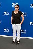 Ildiko Enyedi at the &quot;Venezia 74&quot; jury  photocall, 74th Venice Film Festival in Italy on 30 August 2017.<br /> <br /> Photo: Kristina Afanasyeva/Featureflash/SilverHub<br /> 0208 004 5359<br /> sales@silverhubmedia.com