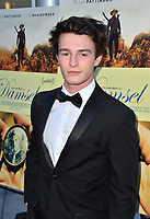 """Dylan Summerall at the premiere for """"Damsel"""" at the Arclight Hollywood, Los Angeles, USA 13 June 2018<br /> Picture: Paul Smith/Featureflash/SilverHub 0208 004 5359 sales@silverhubmedia.com"""