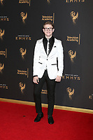 LOS ANGELES - SEP 10:  Aidan Miner at the 2017 Creative Arts Emmy Awards - Arrivals at the Microsoft Theater on September 10, 2017 in Los Angeles, CA