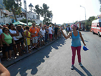 Mattarella ad Ischia tra gli sfollati del terremoto di casammiciola