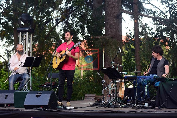 Festival de Musica de Barcelona.<br /> Festival Jardins de Pedralbes 2017.<br /> Alessio Arena - La secreta danza.