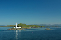 Lismore and Lismore Lighthouse, Argyll & Bute<br /> <br /> Copyright www.scottishhorizons.co.uk/Keith Fergus 2011 All Rights Reserved
