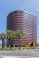 Center Tower in Costa Mesa California