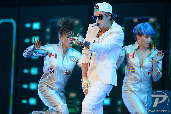 June 28, 2013 - Justin Bieber's Believe Tour at MGM Grand Garden Arena