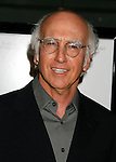 "WEST HOLLYWOOD, CA. - June 08: Actor Larry David arrives at the Los Angeles premiere of ""Whatever Works"" at the Pacific Design Center on June 8, 2009 in West Hollywood, California."