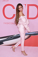 NEW YORK, NY - JUNE 3: Joan Smalls at the 2019 CFDA Fashion Awards at the Brooklyn Museum of Art on June 3, 2019 in New York City. <br /> CAP/MPI/DC<br /> ©DC/MPI/Capital Pictures
