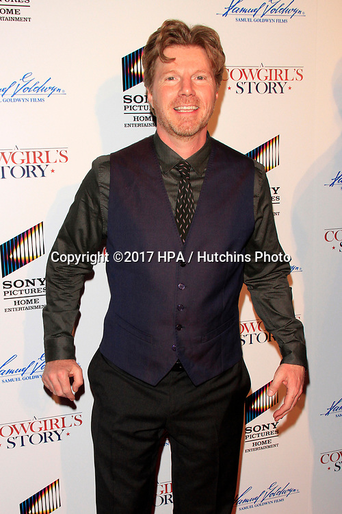 "LOS ANGELES - APR 13:  James C Victor at the ""A Cowgirl's Story"" Premiere at the Pacific Theatres at The Grove on April 13, 2017 in Los Angeles, CA"