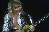 Night Ranger performs at Poplar Creek Music Theatre in Hoffman Estates, Illinois. July11,1986 <br /> CAP/MPI/GA<br /> &copy;GA/MPI/Capital Pictures