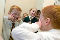 James McCulloch of Bramcote C of E Primary School