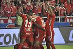 América venció 2-0 a Independiente Santa Fe. Fecha 6 Cuadrangulares Liga Águila II-2019.